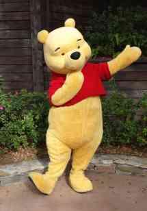 Winnie Pooh And Tigger - Magic Kingdom Fantasyland