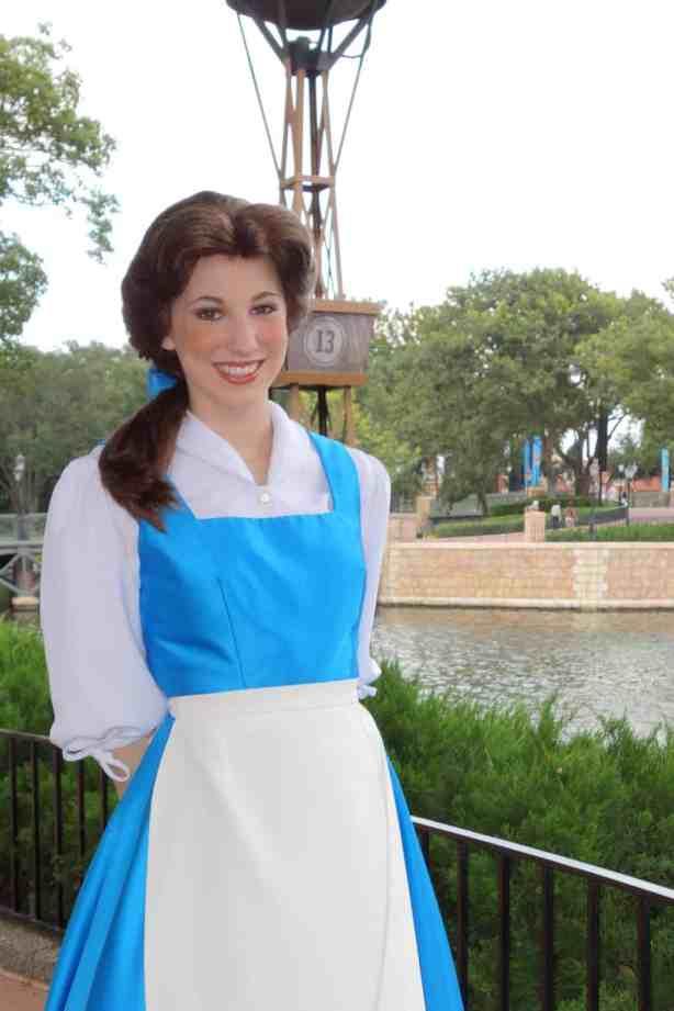 Belle France Epcot September 2012