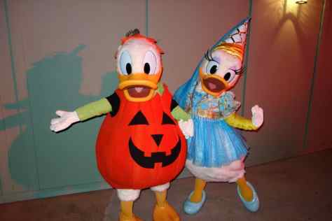 Mickey's Not So Scary Halloween Party 2012