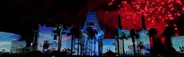 Star Wars A Galactic Spectacular at Hollywood Studios
