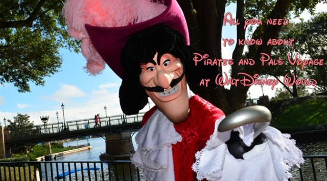 All you need to know about Pirates and Pals Fireworks Voyage
