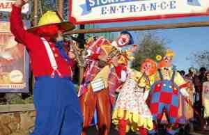 Storybook Giggle Gang in Storybook Circus at the Magic Kingdom