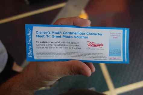 Epcot disney visa meet and greet kennythepirate epcot visa character meet mickey minnie goofy 1 m4hsunfo