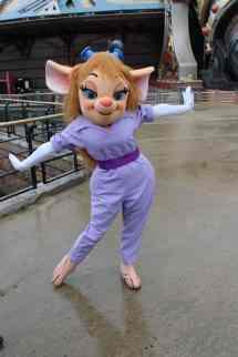 Gadget Disneyland Paris Character Meet And Greet