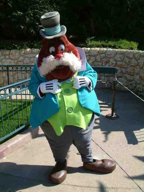 Mr Walrus Disneyland Paris