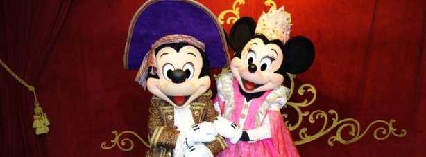 mickey and minnie facebook
