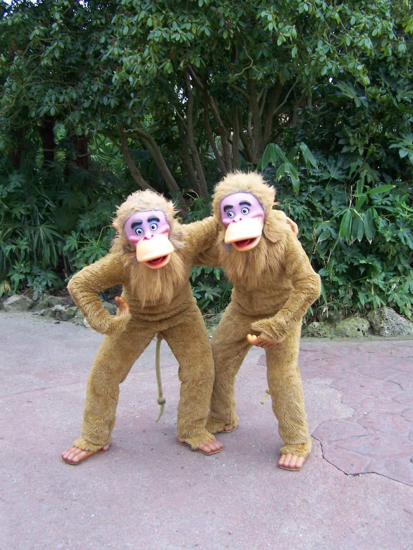 Monkey characters disney - photo#53