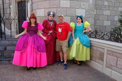 Tremaine Family Magic Kingdom