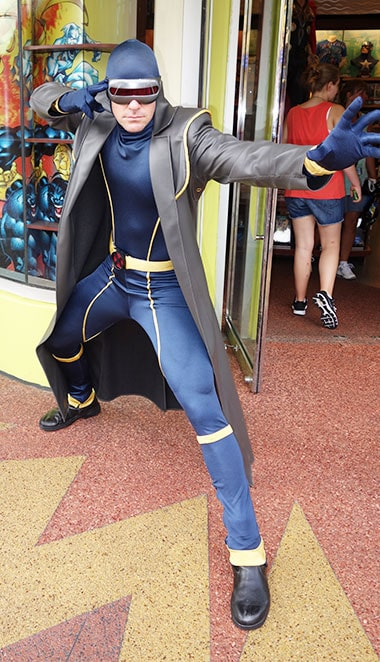 Cyclops Universal Orlando Islands of Adventure Characters