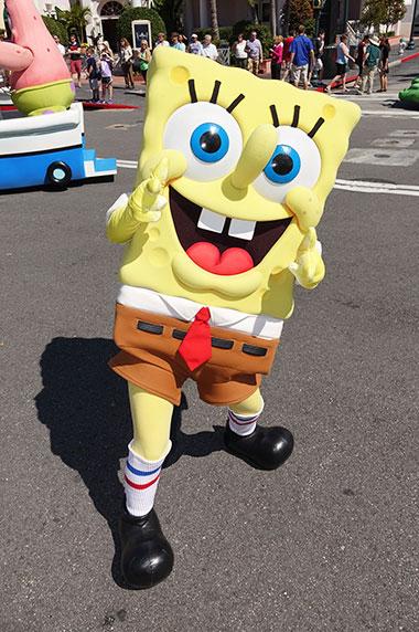 Cartoon Characters Universal Studios : Universal orlando characters kennythepirate