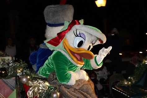 Disney World Christmas parade taping earlier than ever before ...