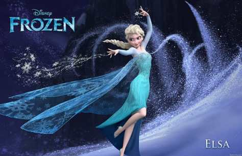 Frozen Movie Elsa