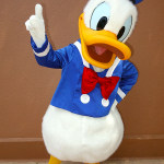 Donald Training at Epcot World Showplace (1)