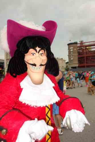 Captain Hook 2013 Character Palooza