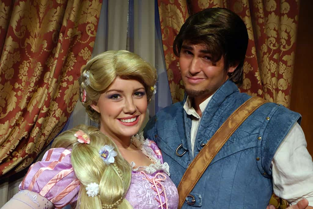 Meet The Princes With Their Princesses Together As Walt