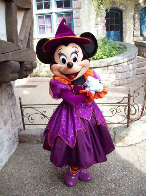 Disneyland Paris, Characters, Minnie Mouse