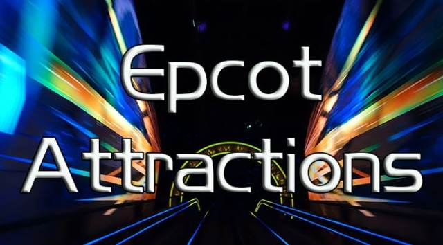 Epcot Attractions