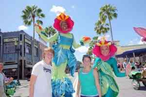Universal Studios Orlando Dora and Diego Meet and Greet (10)