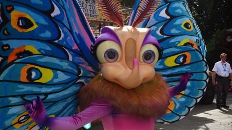 Walt Disney World, Disney's Animal Kingdom, Dinoland Dance Party, Slim, Gypsy