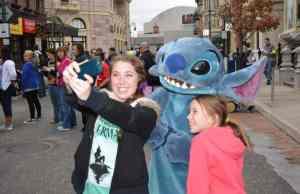 Walt Disney World, Hollywood Studios, Streets of America, Character Palooza, Stich