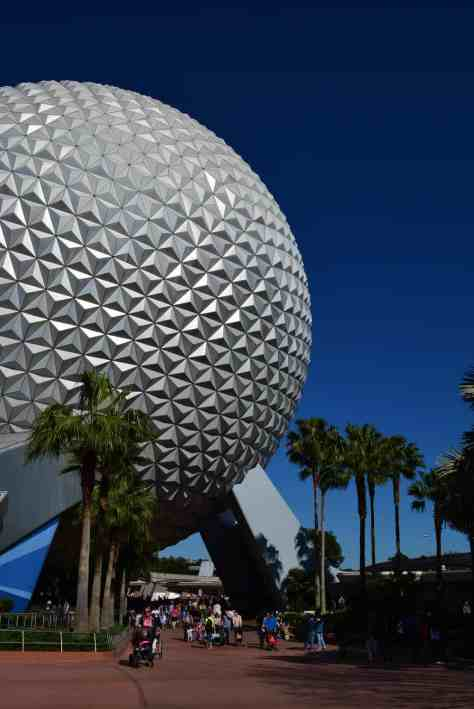 Walt Disney World, Epcot, Spaceship Earth