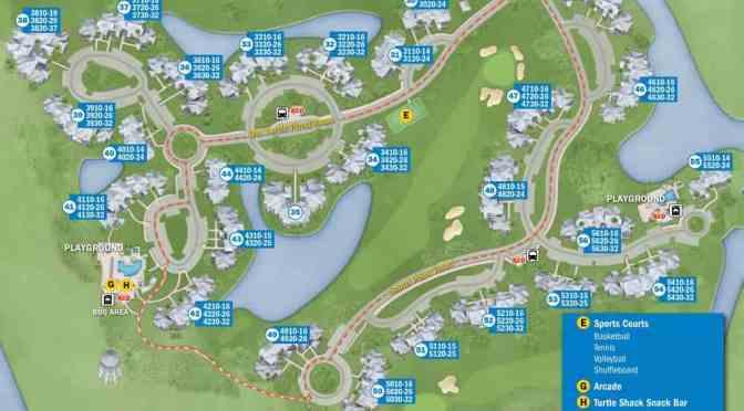 Old Key West Resort Map Kennythepirate Com