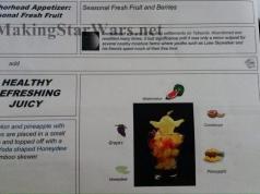 anchorhead appetizer melon and pineapple yoda honeydew