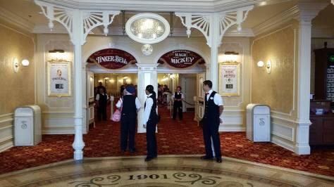 Meet Tinker Bell in Walt Disney World Magic Kingdom