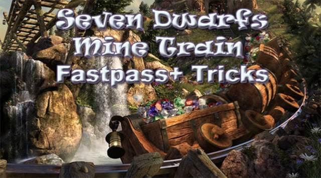 when to ride the seven dwarfs dwarves mine train