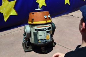 Chopper from Star Wars Rebels
