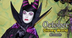 Disney World Crowd Calendar October 2019