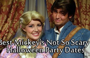 best Mickey's Not So Scary Halloween Party Dates
