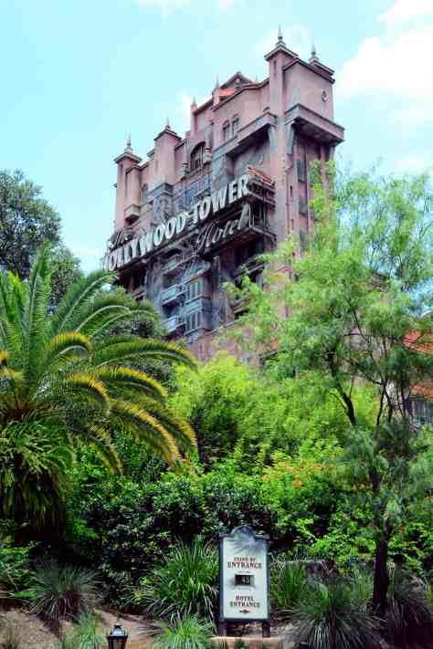 Disney's Hollywood Studios Tower of Terror