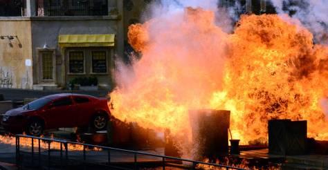 Disney's Hollywood Studios Lights Motors Actions
