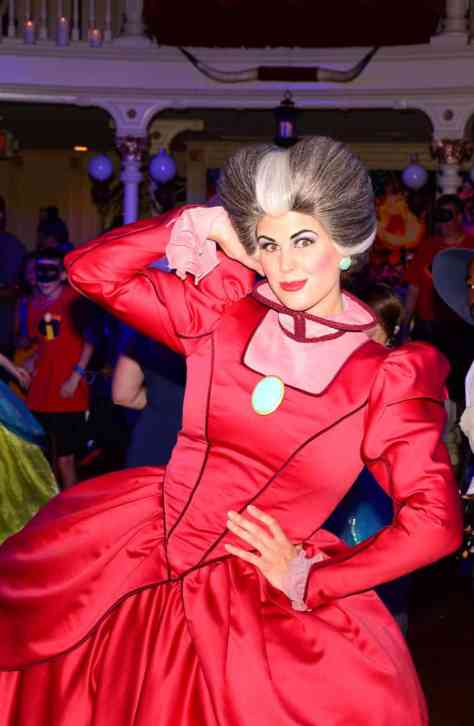 Mickey's Not So Scary Halloween Party 2014 Lady Tremaine