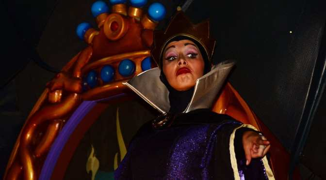 KennythePirate's Mickey's Not So Scary Halloween Party review from the first party #mnsshp