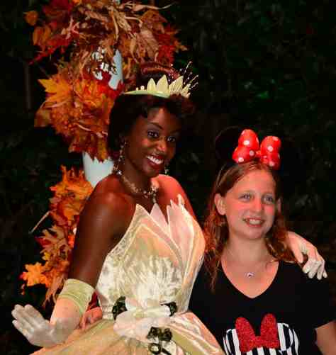 Mickey's Not So Scary Halloween Party 2014 Boo to You Halloween Parade Princess Tiana