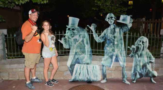 Where to find the Photopass Magic Shots at Mickey's Not So Scary ...