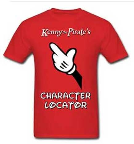 New KennythePirate tshirt