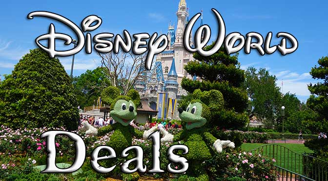 Special Offers, Deals & Discounts Special offers may be available for tickets, Even More Extra Park Time· Courtesy Transportation· Complimentary WifiDestinations: Disney Springs, Disney's BoardWalk, ESPN Wide World of Sports and more.