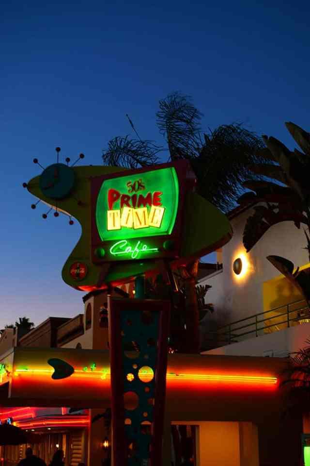 50's Prime Time Cafe Hollywood Studios Walt Disney World (12)