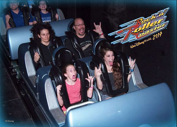 rock n roller coaster hollywood studios walt disney world