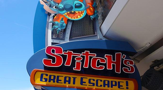 stitch u0026 39 s great escape