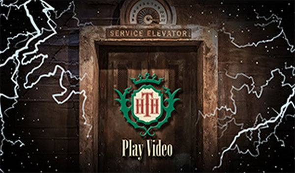 tower of terror video hollywood studios walt disney world