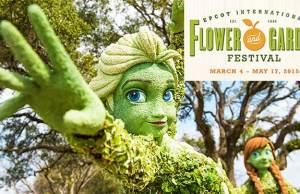 Epcot International Flower and Garden Festival l kennythepirate.com