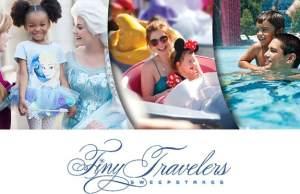 Scholastic Disney World Tiny Travelers Sweepstakes l kennythepirate.com