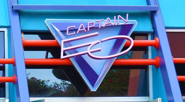 Captain EO at Epcot in Walt Disney World l kennythepirate