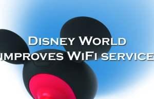 Disney World Improves WiFi service in theme parks l kennythepirate.com