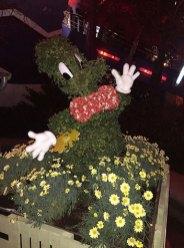 Disneyland Paris Swing into Spring Topiary