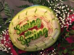 Disneyland Paris Swing into Spring Watermelon